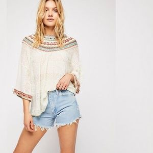 Free People Vacation Pullover Sweater